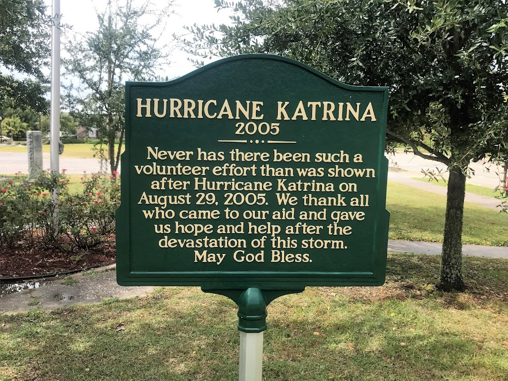 Never has there been such a volunteer effort than was shown after Hurricane Katrina on August 29, 2005. We thank all who came to our aid and gave us hope and help after the devastation of this storm. ...
