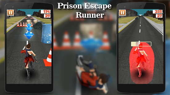 Prison Escape Runner - screenshot