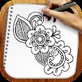 Draw Henna Tattoo APK for Bluestacks