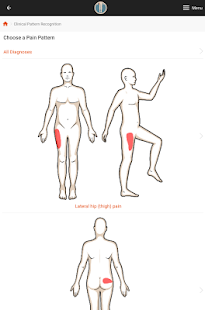 CPR: Hip/Thigh Pain screenshot for Android