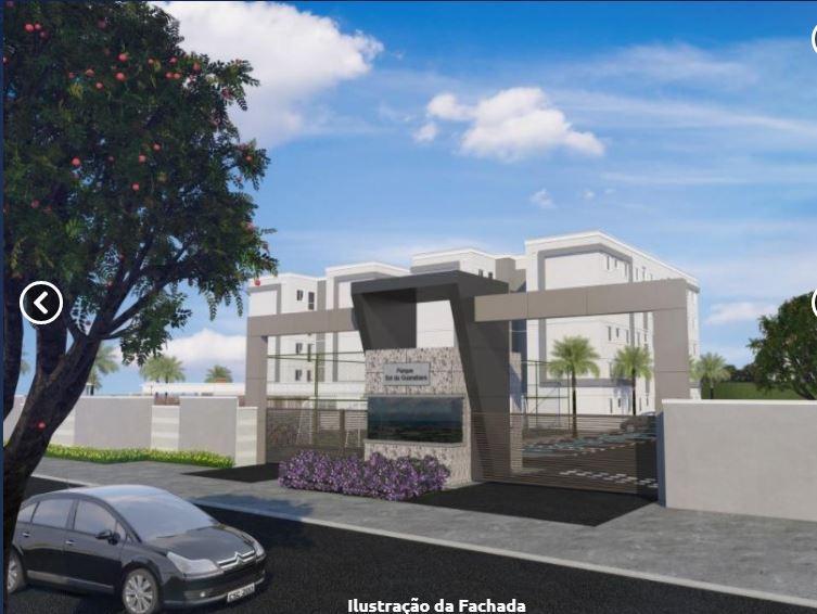 Apartamento com 2 dormitórios à venda, 41 m² - Vila Lage - São Gonçalo/RJ