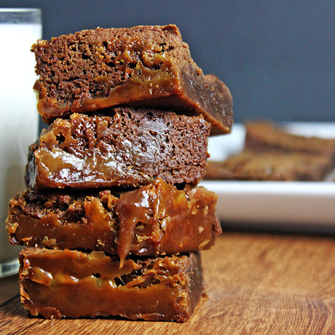 Fat Witch Bakery's Legendary Chocolate Caramel Brownies
