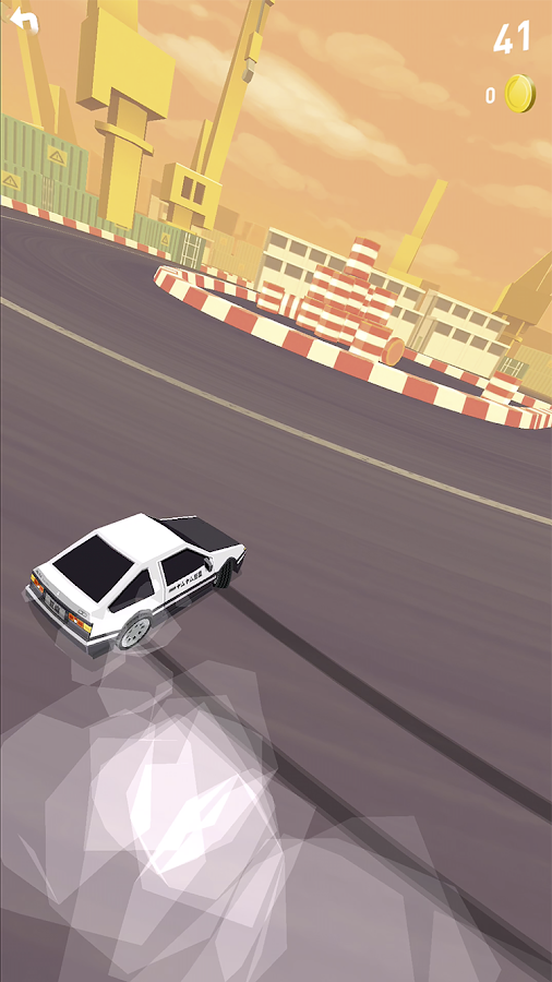 Thumb Drift - Fast & Furious One Touch Car Racing Screenshot 5
