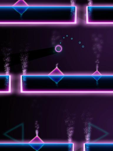 Neon Energy Escape - screenshot