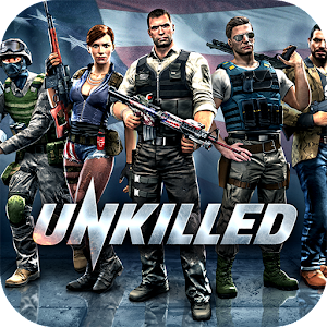 APK Game UNKILLED: MULTIPLAYER ZOMBIE SURVIVAL SHOOTER GAME for BB, BlackBerry