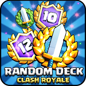 Random Deck for CR
