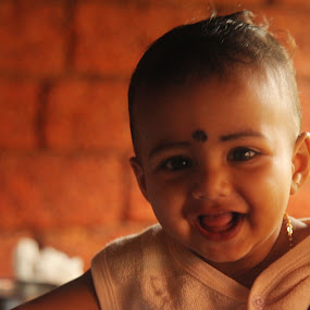 Smile... by Rajeev Ganesan - Babies & Children Babies