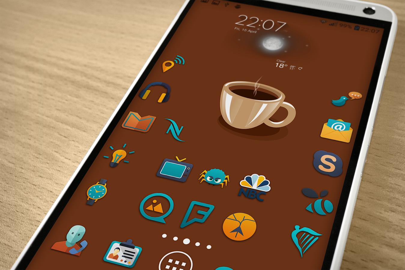 Plexis Icon Pack Screenshot 7