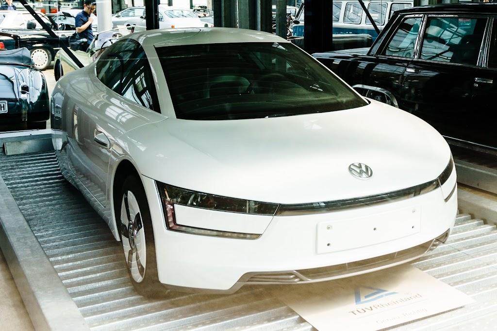 Ein Prototyp von VW?!