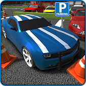APK Game Valley Parking : Car Valet 3D for BB, BlackBerry