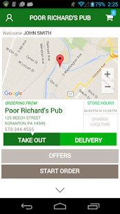 Poor Richard's Pub - screenshot