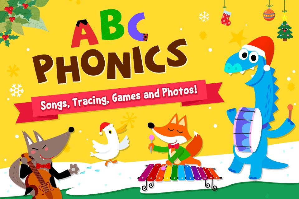ABC Phonics screenshots