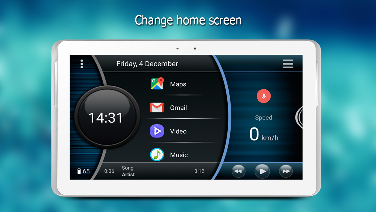 Car Launcher Pro Screenshot 6