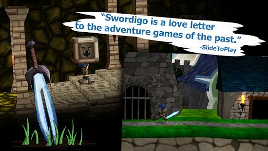 Swordigo APK for Bluestacks