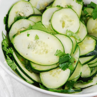 Cucumber Cilantro Salad Recipes