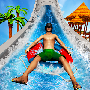 Crazy Water Slide Fun Games For PC / Windows 7/8/10 / Mac – Free Download