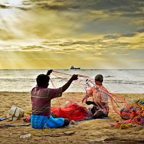 by Sudharshun Gopalan - People Street & Candids ( gopalan, sudharshun, india, people, chennai )