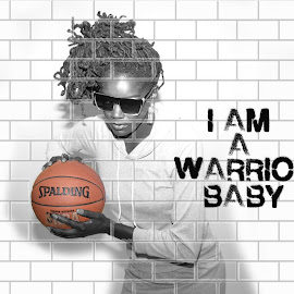 I am A Warrior Baby by Hayward Stovall - Typography Captioned Photos