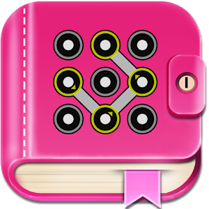 Secret diary with lock For PC