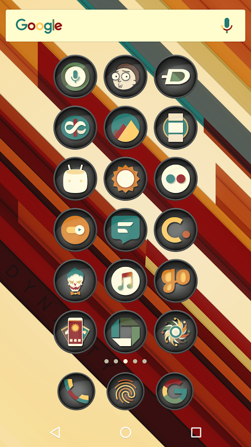 Emperial Icon Pack Screenshot 0