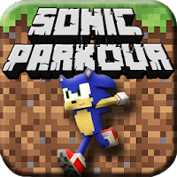 Sonic MapParkour for MCPE on PC / Windows 7.8.10 & MAC