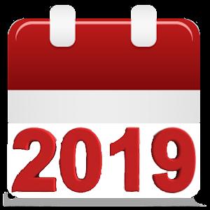 Calendar 2019 For PC (Windows & MAC)