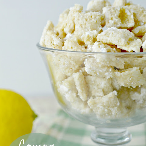 Vanilla Lemon Puppy Chow