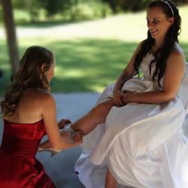 by Stephanie Shuman - Wedding Reception