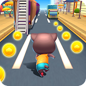 Cat Runner-Online Rush Icon