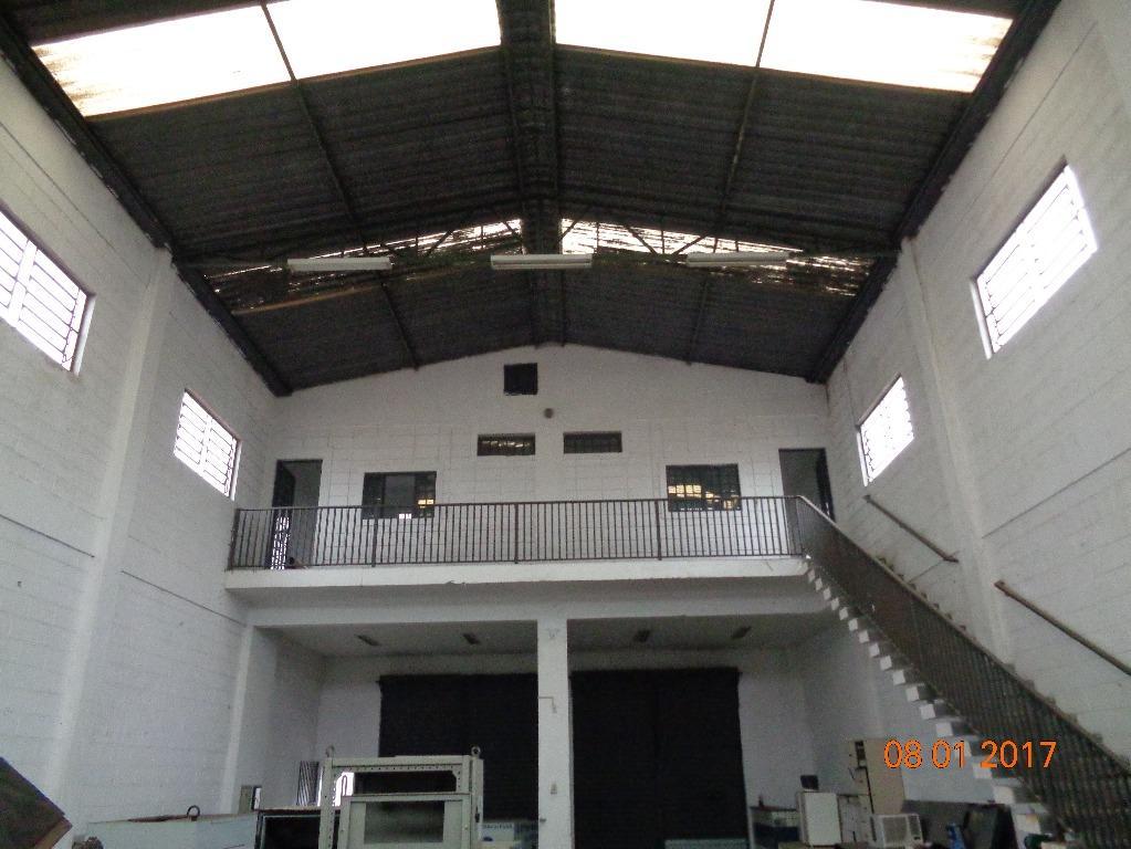 Barracão à venda em Jardim Campos Elíseos, Campinas - SP