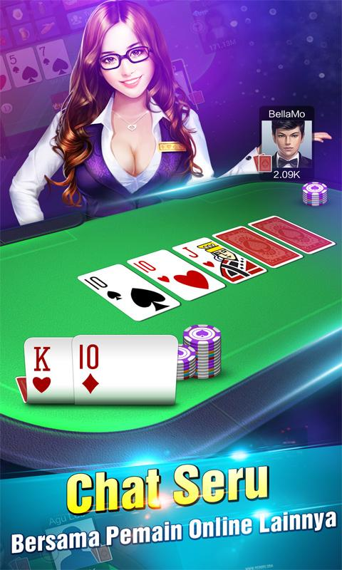 Poker Texas Boyaa-Texas Holdem Screenshot 10