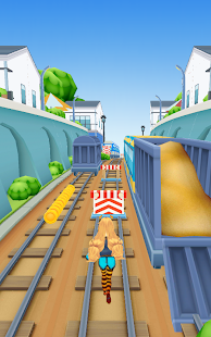 Princess Subway Surfers - screenshot