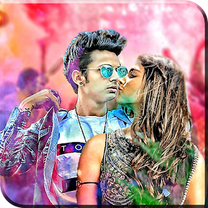 Holi (Dhuleti)  Photo Frame With Video Status for PC-Windows 7,8,10 and Mac