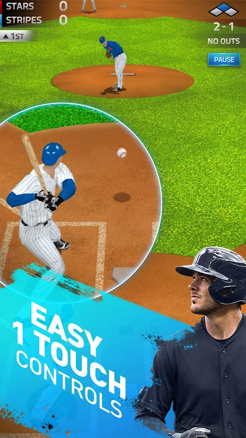 TAP SPORTS BASEBALL 2016 Screenshot 0