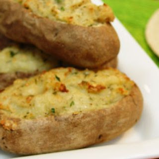 Oka Stuffed Potatoes