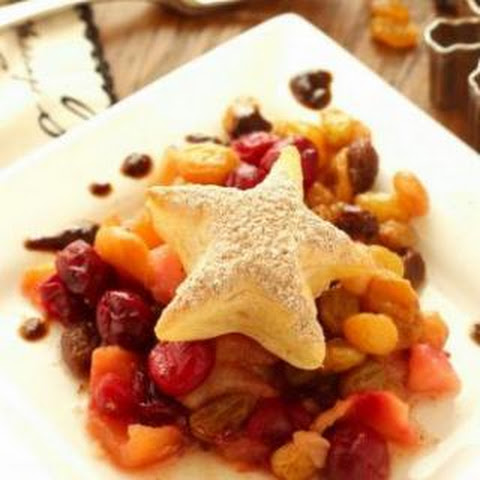 Spiced Winter Fruit Compote