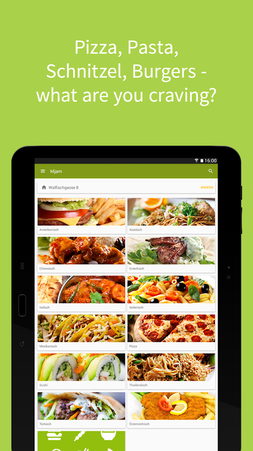 Mjam.at - Order food online Screenshot 6