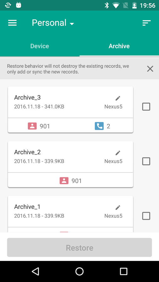 Backup Restore - Apk Extractor Screenshot 5