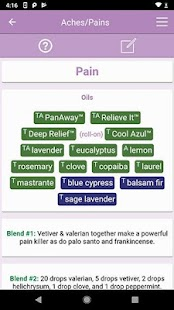 Ref. Guide for Essential Oils