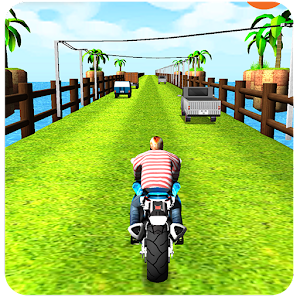 Feel the thrill of authentic racing action in Ultra Moto today! APK Icon