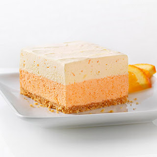 Orange Dream Layered Squares