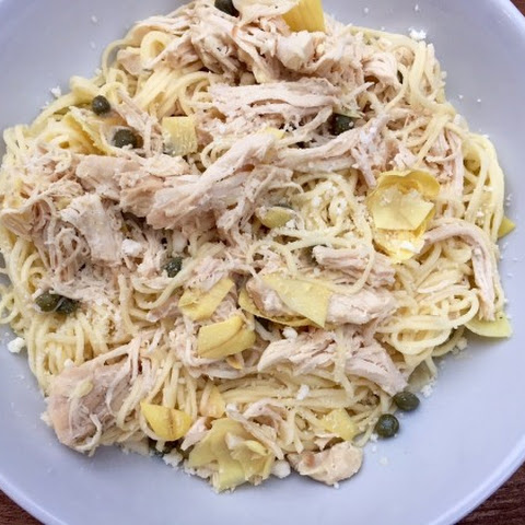 Chicken Piccata Pasta
