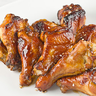 Mahogany Chicken Wings Recipes