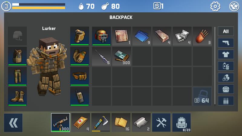 LastCraft Survival Screenshot 2
