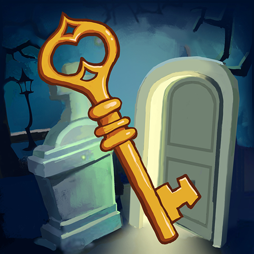 The secret of halloween-can you escape? (game)