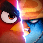 19.  Angry Birds Evolution
