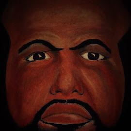 MR.T by Lavonne Ripley - Drawing All Drawing