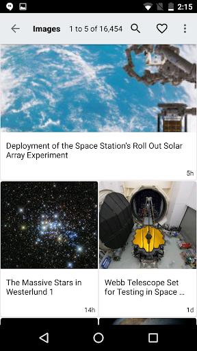 NASA screenshot 2