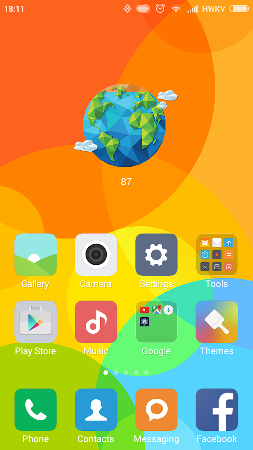 Battery Skin for Zooper Widget Screenshot 5