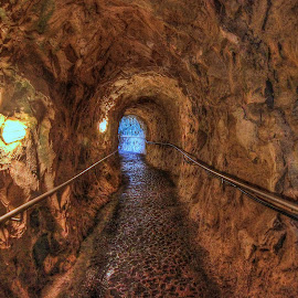 rosh hanikra by Abu Abdullah - Transportation Roads ( roads, transportation )